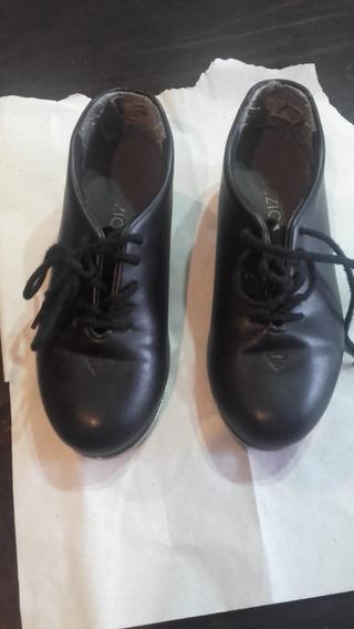 Zapatos De Tap Capezio N°27 Usados