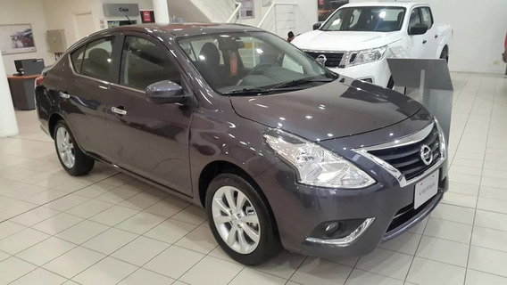 Nissan Versa Advance At 2020 107 Cv Año 2020