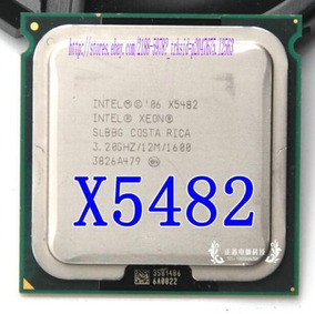 Intel Xeon X5482 Quad Core 3.20ghz / 12m / 1600 - Lga 771