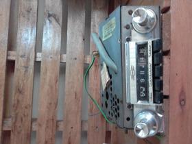 Rádio Antigo Chevrolet     Rc 15  J