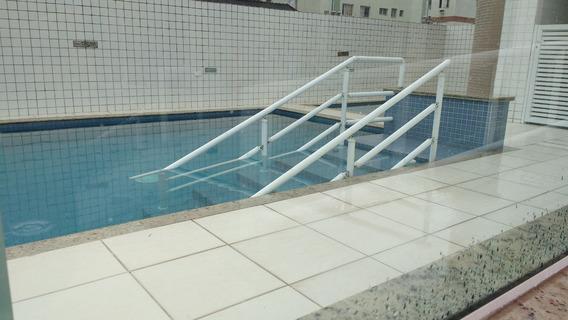 Am70 Apto 3 Dormitórios Guilhermina - Prox Praia- Parcela Di