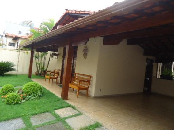 Casa Com 4 Quartos Para Comprar No Castelo Em Belo Horizonte/mg - 13365