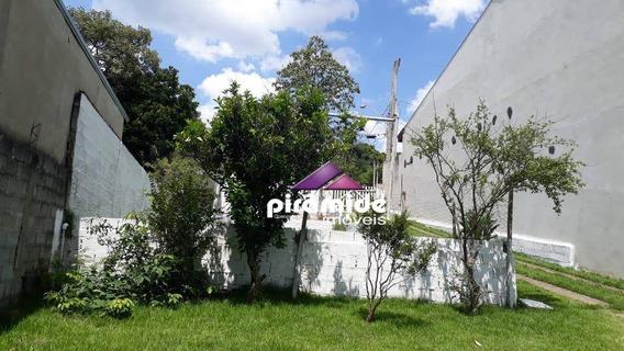 Chácara Com 2 Dormitórios À Venda, 1000 M² Por R$ 185.000 - Capuava - São José Dos Campos/sp - Ch0077