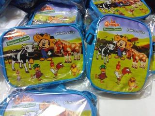 Loncheras, Mochilas Y Morrales, Fiesta Infantil