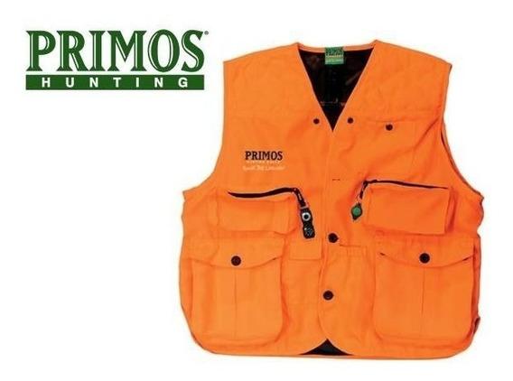 Chaleco Cacería Coconos Pavo Guajolote Primos® Gun Hunter®