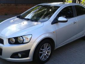 Chevrolet Sonic 1.6 Ltz 2012 Sedán Extra Full Acepto Permuta