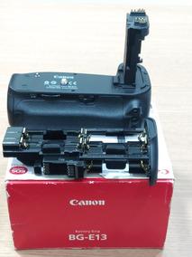 Grip De Bateria Canon 6d - Bg-e13 Original Com Caixa