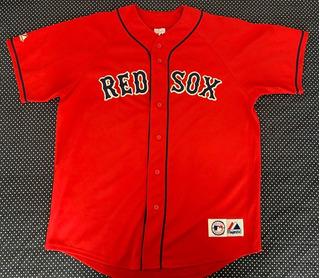 Camisa Boston Red Sox (mlb), Original, Seminova