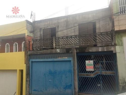 Imagem 1 de 15 de Casa Sobrado Para Venda, 2 Dormitório(s) - 756