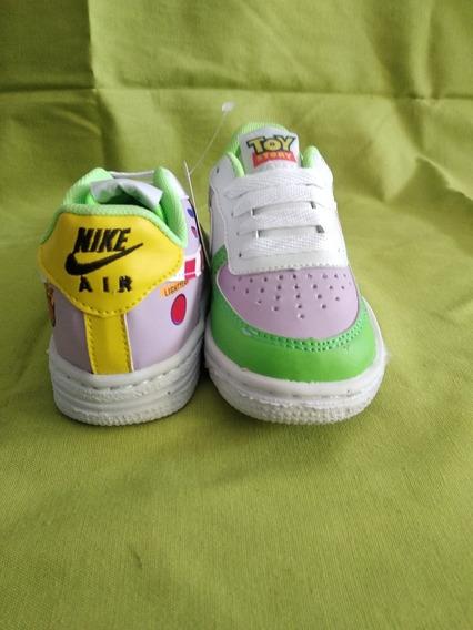 ¡oferta! Tenis Toy Story Nike.