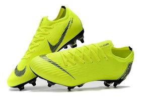 Chuteira Nike Mercurial Vapor Xll 360 Elite Sg Verde Origin: