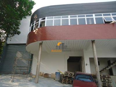 Galpão De 500 M² Em Cotia, Próximo À Rodovia Raposo Tavares! - Ga0164