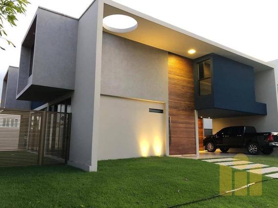 Casa Com 4 Dormitórios À Venda Por R$ 1.600.000 - Serraria - Maceió/al - Ca0348