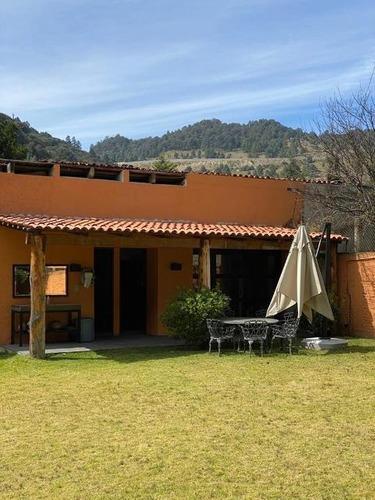 Casa En Venta En Santa Cruz Ayotuxco ( 462510 )