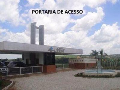 Terreno 1000m P/ Chácara Em Condomínio Fechado - Sarapuí-sp