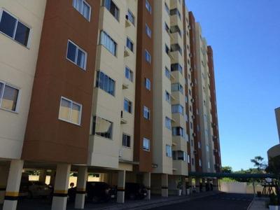 Residencial Central Park, Apartamento Com Três Dormitórios - 8505