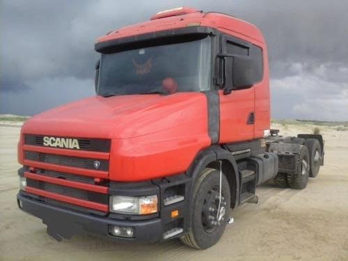 Imagem 1 de 6 de Scania 124