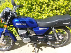 Gp 125 Azul