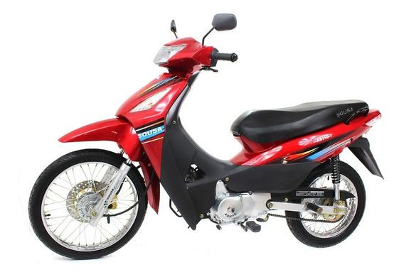 Moto Nacional 110cc Sousa 0km 110 Cilindradas