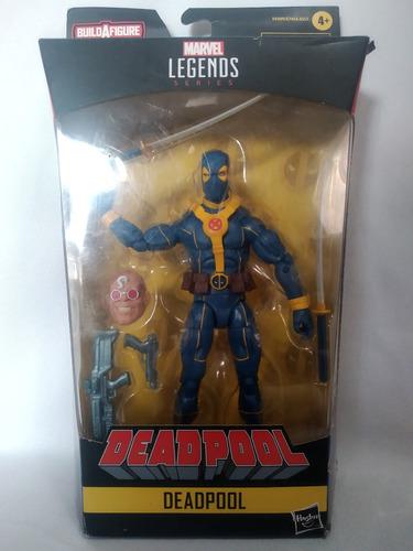 Deadpool Baf Strong Guy Marvel Legends  Hasbro