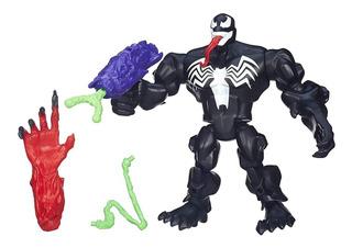 Muñeco Super Hero Mashers Vengadores Avengers Hasbro
