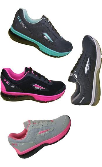 Calzado Deportivo Ideal Para Running O Zumba Fitness E. 1025