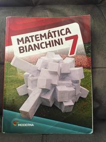 Livro Matemática Bianchini - Vol. 7