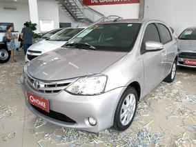 Toyota Etios 1.5 16v Xls Aut. 5p - Ontake 4589