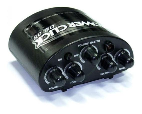 Monitor Individual De Áudio Db 05 - Power Click