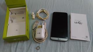Celular Smartphone Lg G5 H840 32gb 4g Titânio