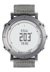 Relógio Barômetro Altímetro Termômetro North Edge 50m