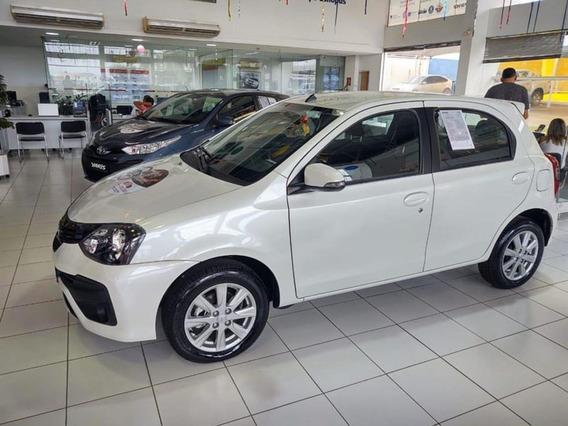 Toyota Etios 1.5 X Plus 16v Aut.
