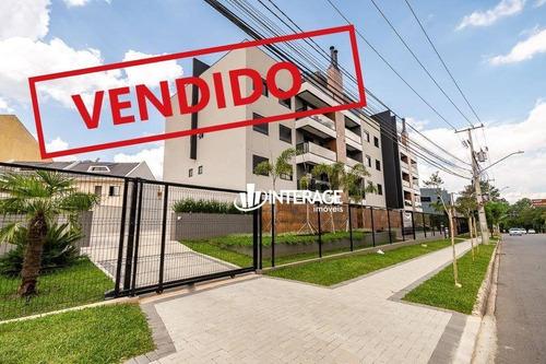Imagem 1 de 30 de Apartamento Com 2 Dormitórios À Venda, 59 M² Por R$ 400.000,00 - Santa Felicidade - Curitiba/pr - Ap0574