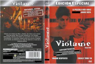 Viólame Baise-moi Dvd Nacional Como Nuevo Cine Arte Francés