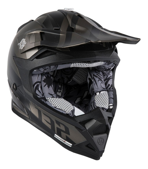 Casco Just1 J32 Pro Kick Black Titanium Tienda Oficial