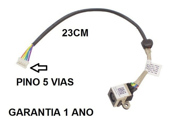 Dc Jack + Cabo Dell Inspiron N4010 N4110 N4120 M4110 Nf Mf
