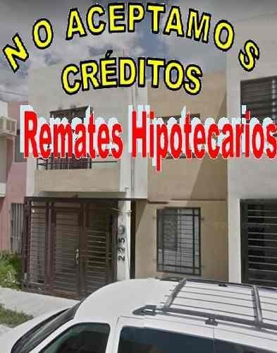 Remate Bancario En Renaceres Residencial Apodaca Id9357