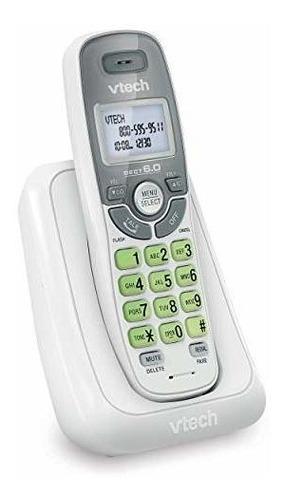 Teléfono Inalámbrico Vtech Dect 6.0, Blanco Talla Única