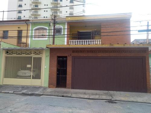 Imagem 1 de 22 de Sobrado Com 03 Dormitórios E 208 M² A Venda Em Santana, São Paulo   Sp. - Sb433162v