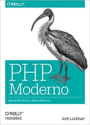 Livro Php Moderno - Novos Recursos E Boas Praticas - Novatec