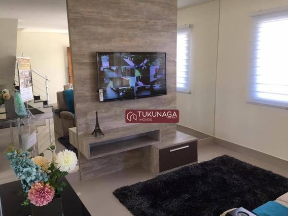 Cond Fechado Com 3 Dormitórios À Venda, 158 M² Por R$ 570.000 - Vila Nova Mazzei - São Paulo/sp - So0532