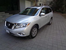 Nissan Pathfinder Exclusive 2014 (nueva)