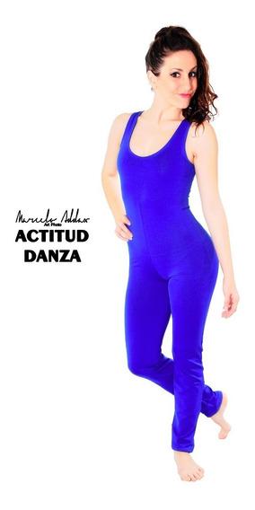 Enterito Catsuit Suplex Deportivo Yoga Acrobacia Danza