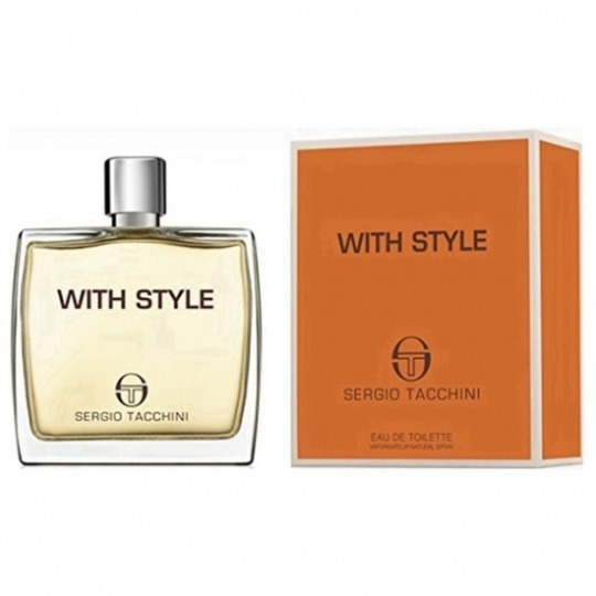 Perfume With Style Feminino 50 Ml - Sergio Tacchini