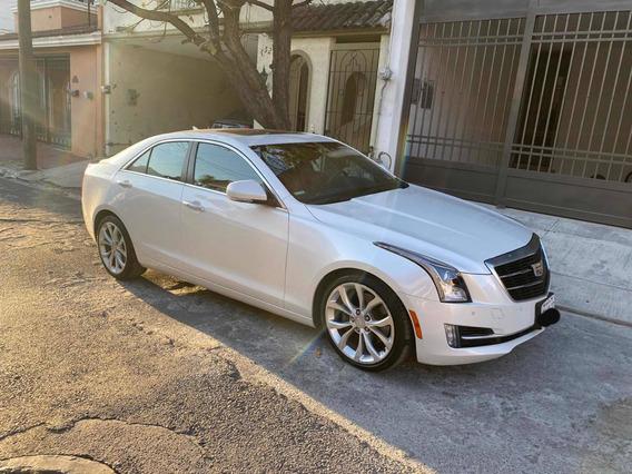 Cadillac Ats 2.0 Premium At 2015