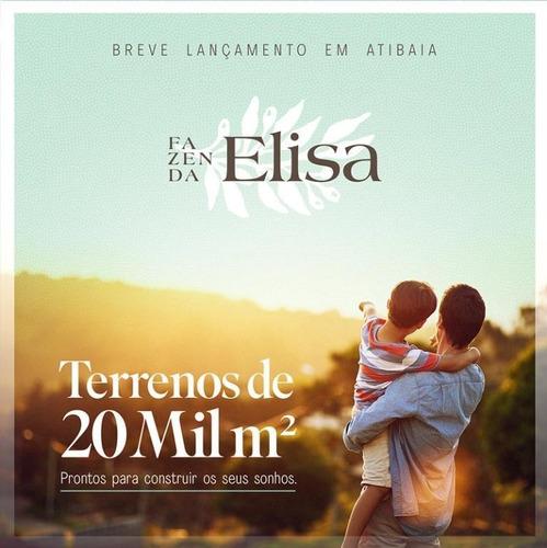 Terreno À Venda, 20000 M² Por R$ 580.000,00 - Pinheirinho - Atibaia/sp - Te0371