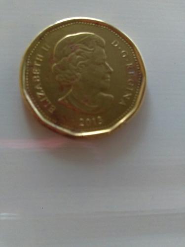 Dólar Canadiense Año 2013 De Colección