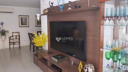 Apartamento À Venda, 173 M² Por R$ 1.580.000,00 - Piratininga - Niterói/rj - Ap31566