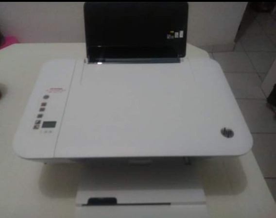 Impressora Deskejt Hp 2546 Seminova Branca