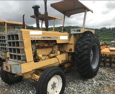 Trator Agrícola Cbt 2105 Com Grade
